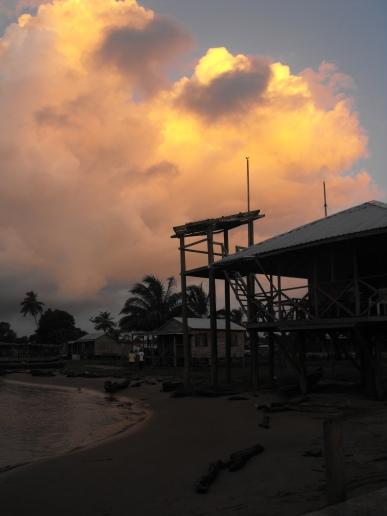 Sunrise in La Barra
