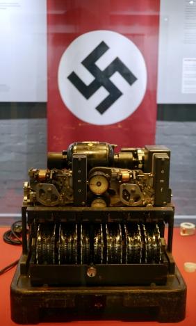 Typex machine