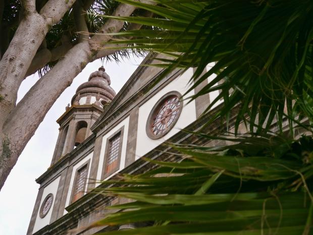 Cathedral of San Cristóbal de La Laguna or Catedral de Nuestra Señora de los Remedios