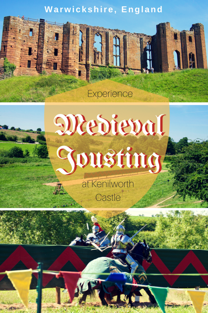 Experience medieval jousting at Kenilworth Castle
