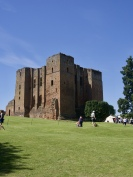 Kenilworth Castle Norman keep
