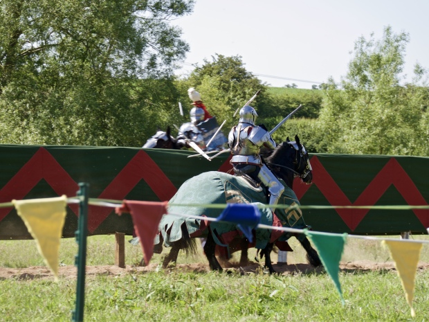 kenilworth castle joust final