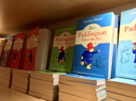 Books for sale in Paddington shop