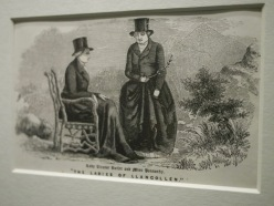 Ladies of Llangollen at the British Museum's desire love identity exhibit