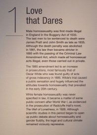 1895 LGBT history at the Gay UK exhibit at the British Library