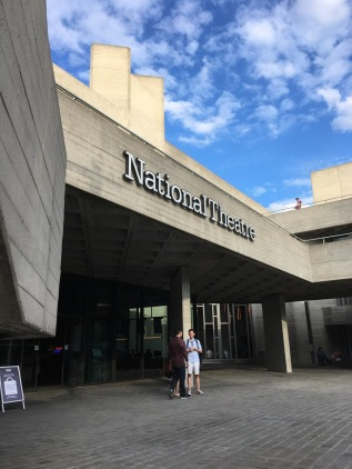 National Theatre, which is running an LGBT exhibition for summer 2017