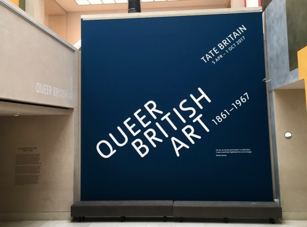 Queer British Art 1861-1967 at the Tate Britain