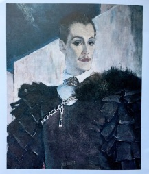 Byam Shaw as 'Laertes' by Glyn Warren Philpot - featured in the Queer British Art exhibition at the Tate Britain