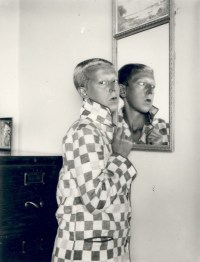 1928. Claude Cahun is featured in the Queer British Art exhibition at the Tate Britain